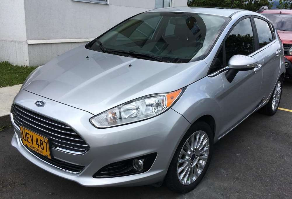 <strong>ford</strong> Fiesta  2016 - 48000 km