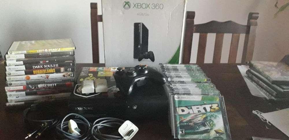 Xbox 360 Flasheada1joystick40juegos
