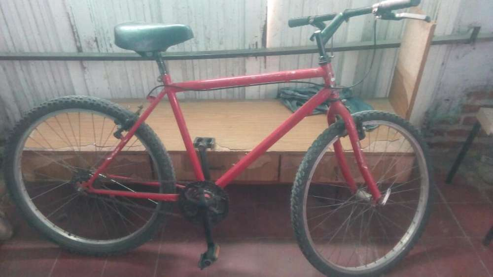 Vendo Bici Rod.26