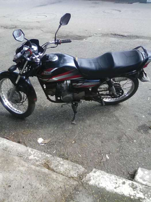 Vendo Moto Honda Hero Ecodeluxe Mod 2009