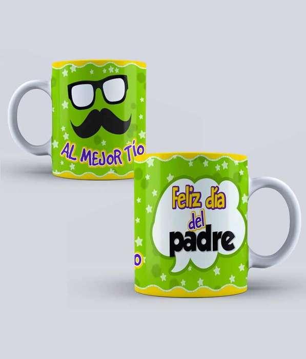 Mug impresion sublimacion personalizado taza pocillo vasos publicidad regalos