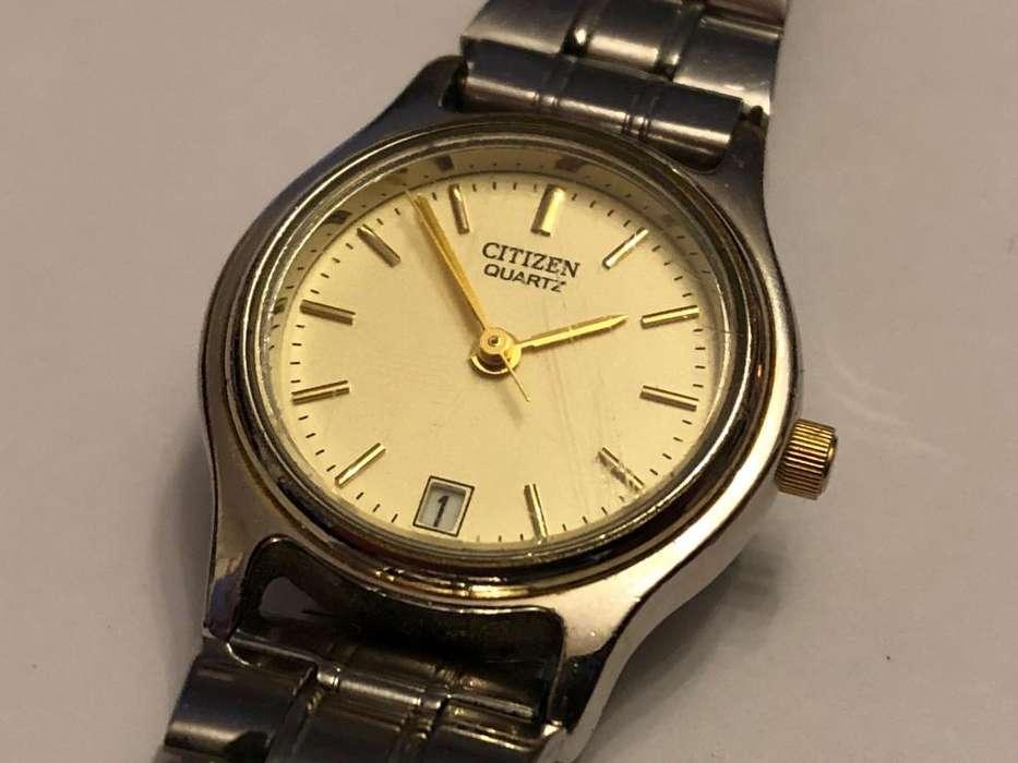 a952f001d2d4 Oportunidad Reloj  strong citizen  strong  original dama en ...