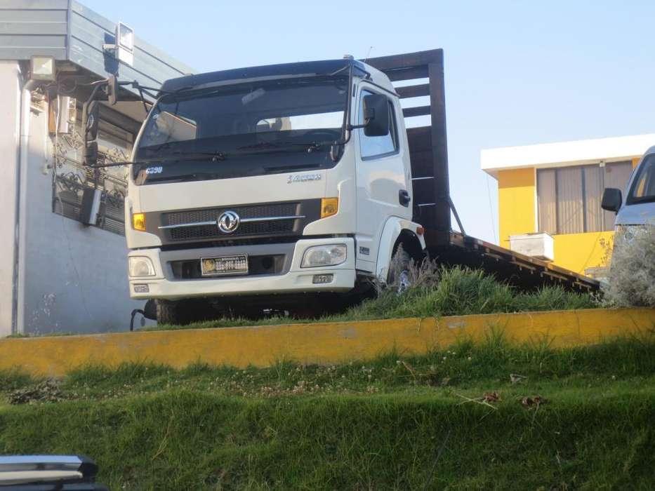 HERMOSA PLATAFORMA 15000 KM PLACA PICHINCHA MOTOR KUMIS CAJAS DE 6 VELOCIDADES