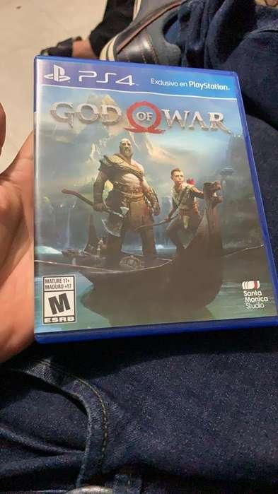 God Of War , Ps4 ! Perfecto Estado
