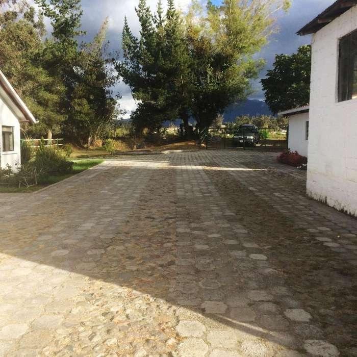 Vendo pequeña <strong>granja</strong> de caballos en Quiroga, cerca de Cotacachi,