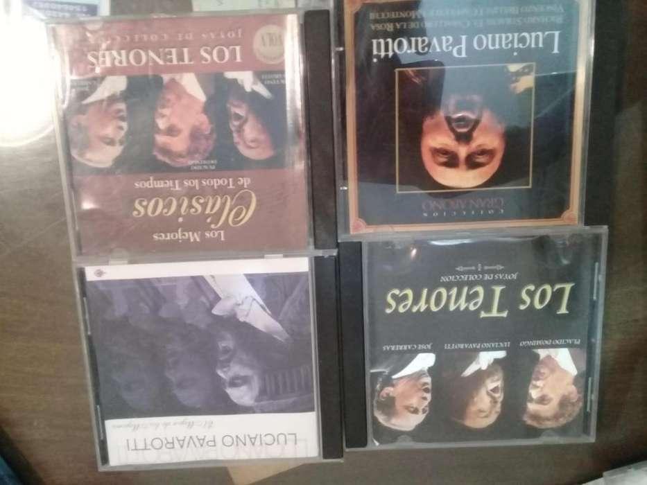 Tenores 4 cd