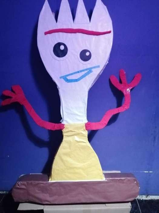 Piñata Forky