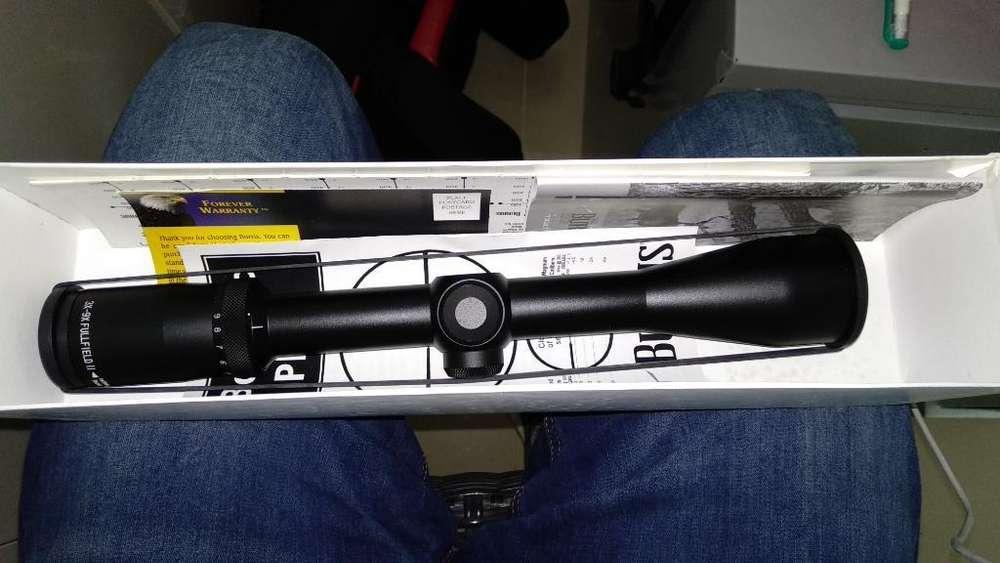 Vendo Mira Telescópica para Rifles