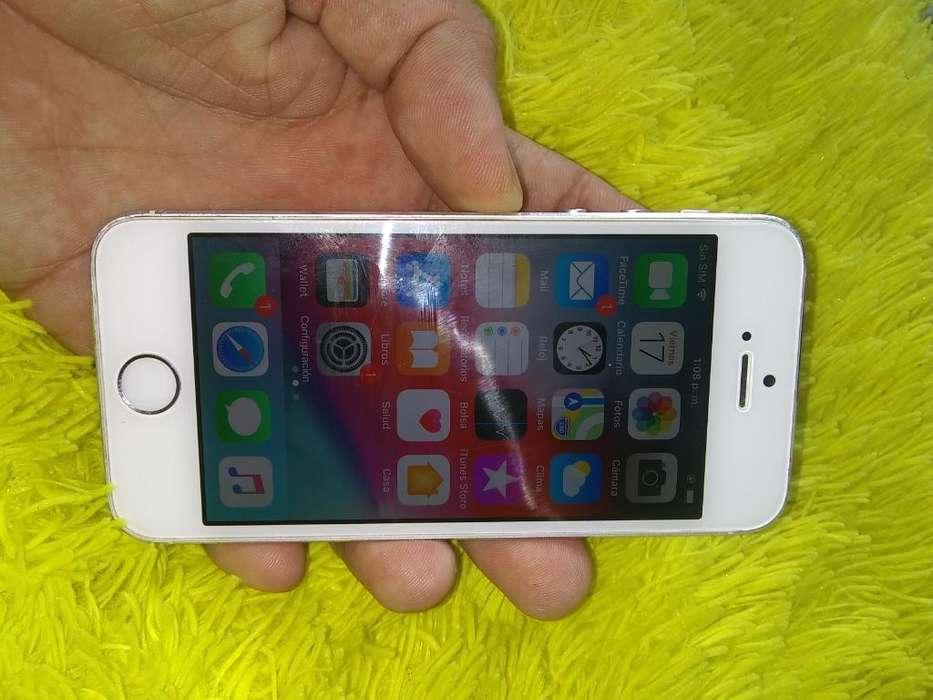 iPhone 5s con Huella