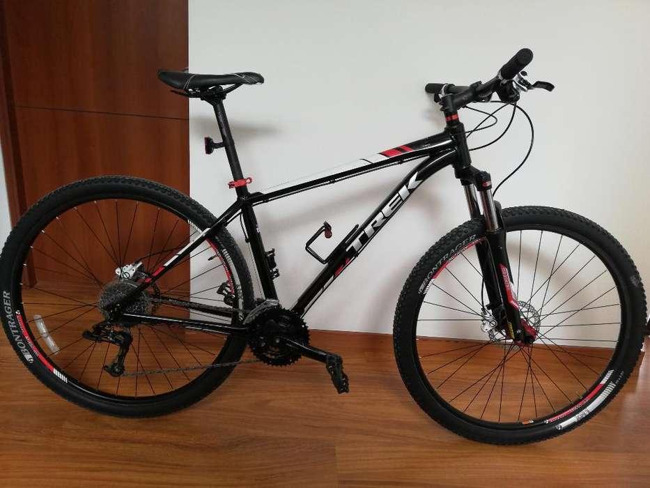 Bicicleta Mtb Trek Xcaliber 6 Como Nueva