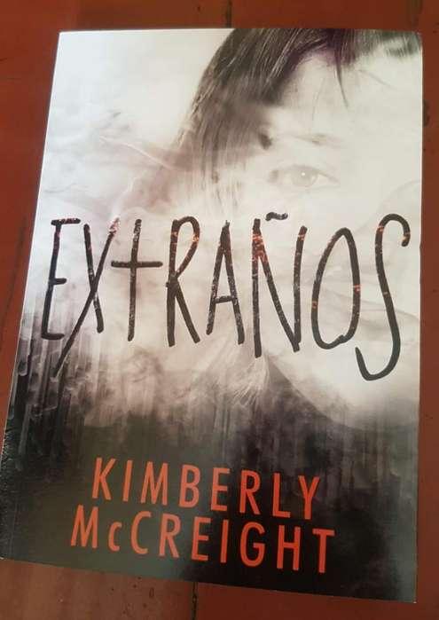 Libro Extraños Kimberly Mccreigh