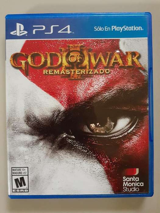 Vendo Juego God Of War 3 a 40 Soles