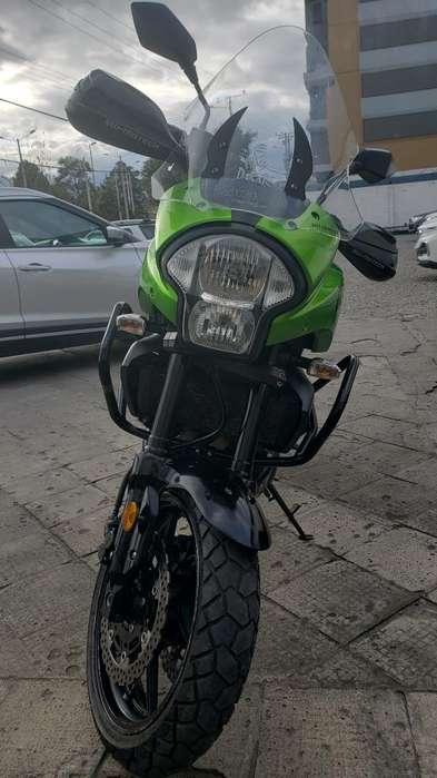 Kawasaki Versys 2009 Motor 650