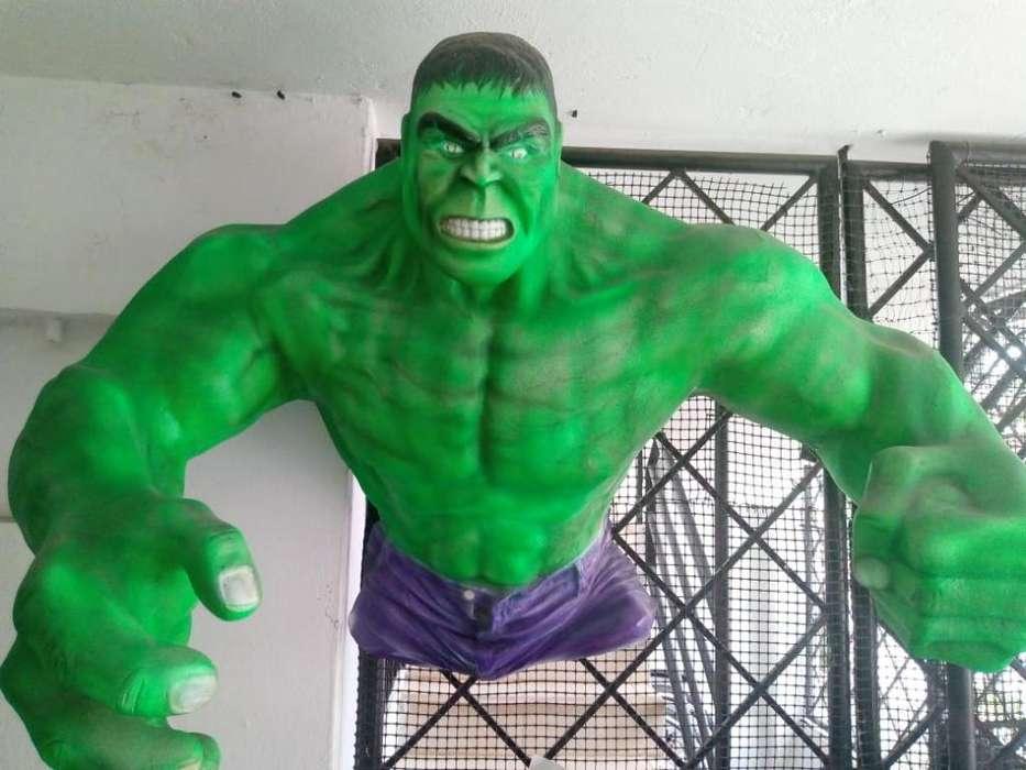 Vendo Hulk de 120/120cm