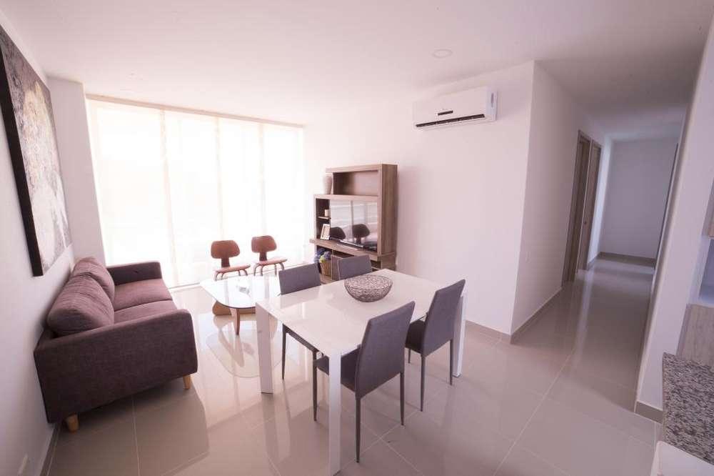 Apartamento 114m2 en Zona norte Cartagena