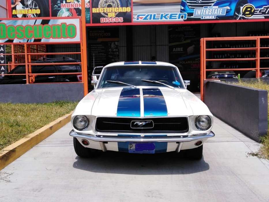 Ford Mustang 1967 - 65000 km