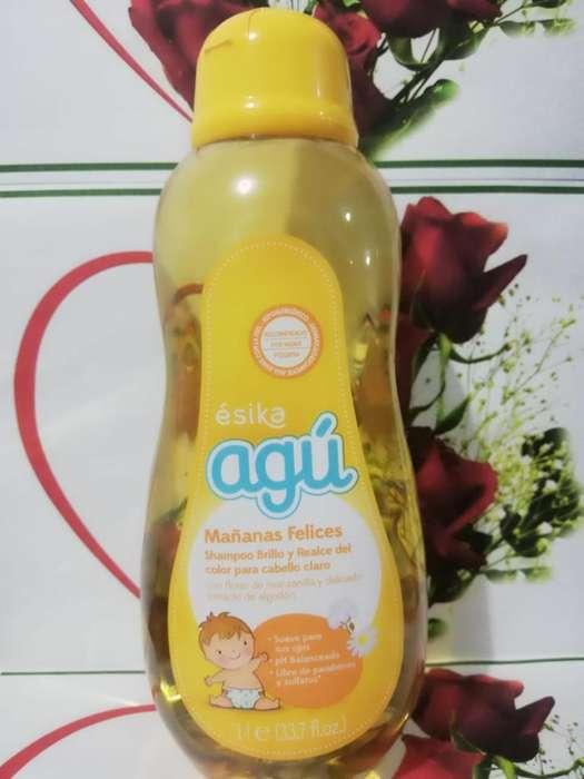 Shampoo Agu