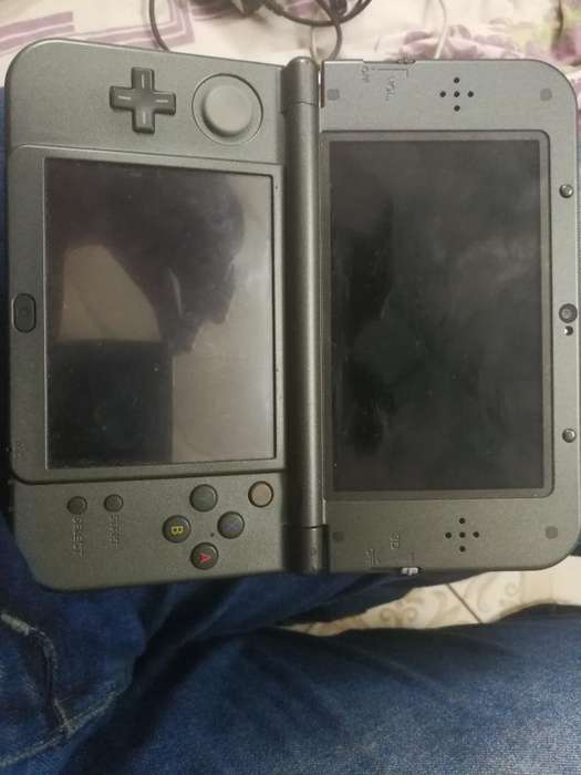 New Nintendo 3ds Xl Hackeada, 64gb