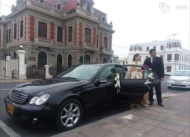 Carro matrimonial