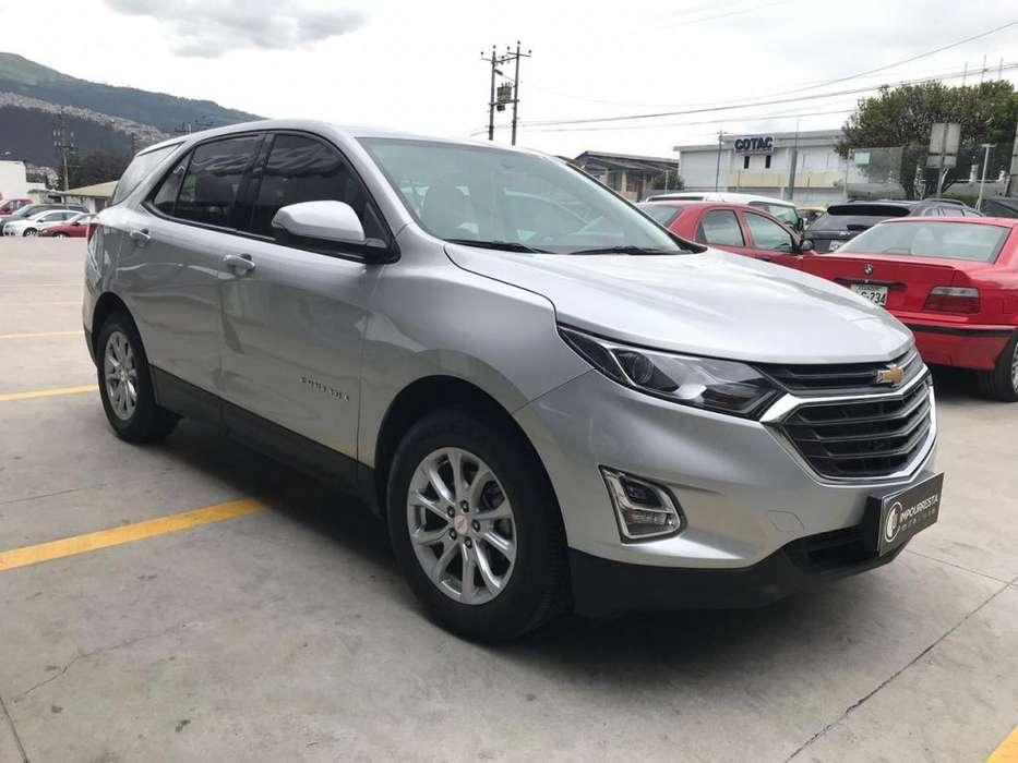 Chevrolet Equinox 2018 - 4000 km