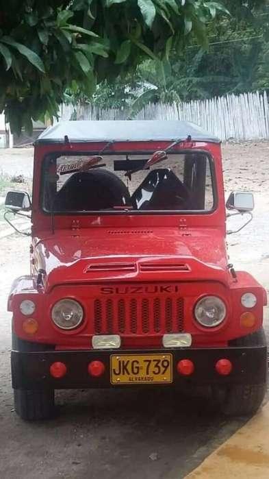Suzuki LJ 1979 - 0 km