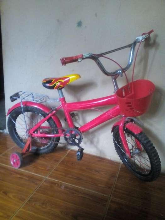Vendo <strong>bicicleta</strong> Casi Nueva