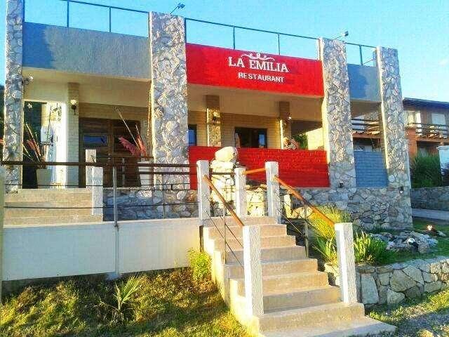 hq93 - Cabaña para 2 a 6 personas con pileta y cochera en Potrero De Los Funes