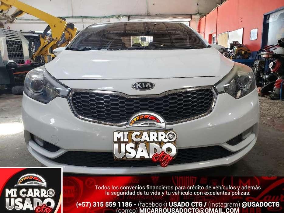 Kia Cerato Pro 2015 - 130000 km