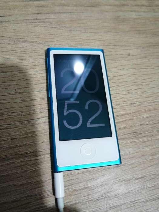 <strong>ipod</strong> Nano 7 Fm Y Bluetooth 16gb