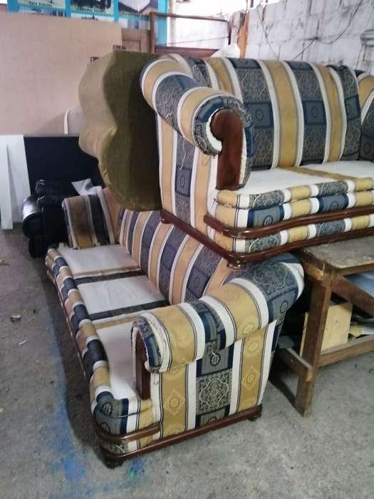 Retapizado Muebles de Sala Y Relacado