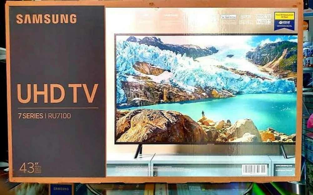 Tv 43 Samsung Smart Tv 4k Mexicano de