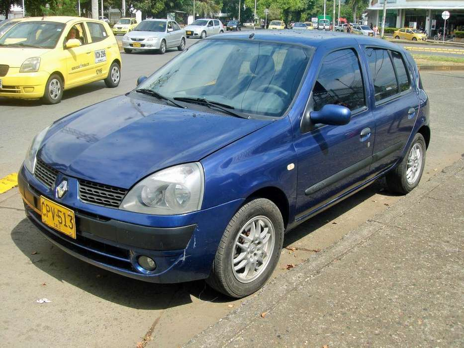 Renault Clio  2008 - 110000 km