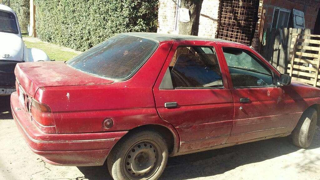 Vendo Ford con Motor Audi
