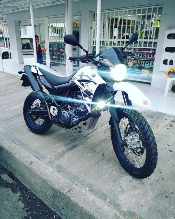 Xt 660 2015 Blanca