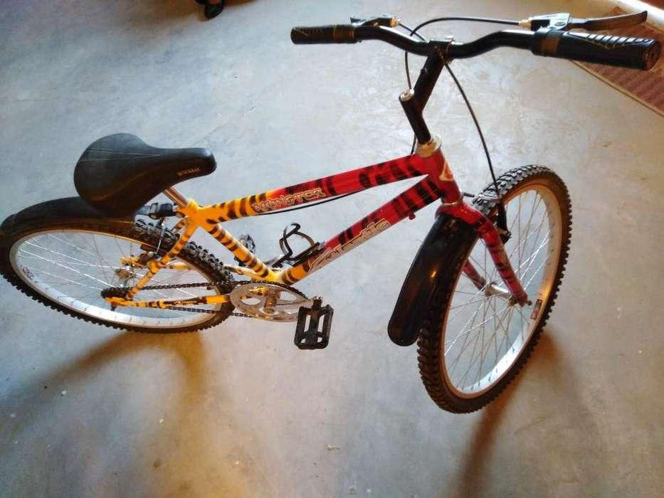 Bicicleta Atlantic