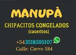 CHIPACITOS CONGELADOS   25 los 100gr