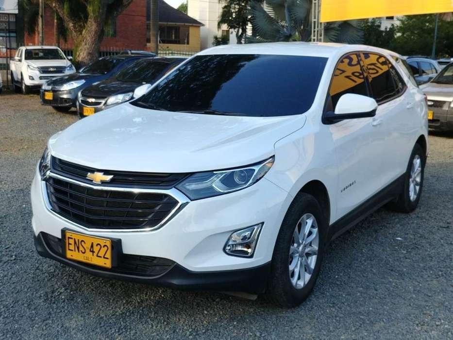 Chevrolet Equinox 2018 - 16000 km