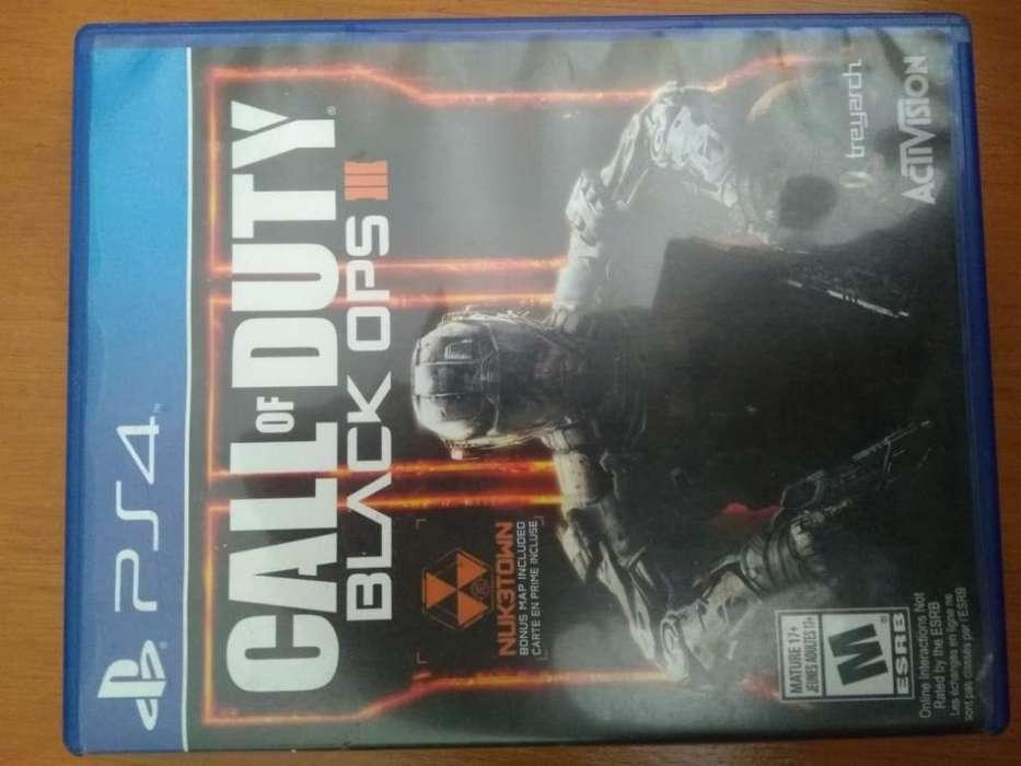 Call Of Duty Black Ops 3 para Ps4
