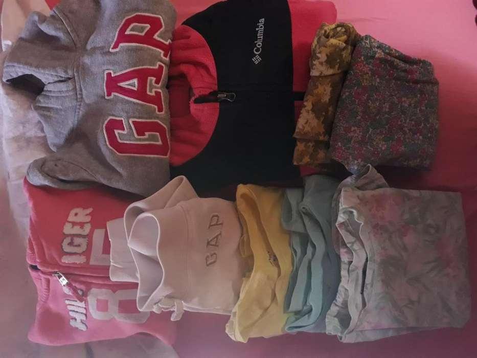 Set <strong>ropa</strong> niña talle 1/2