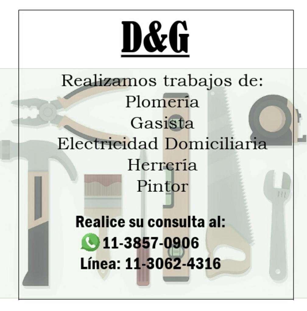 Reparaciones Dyg