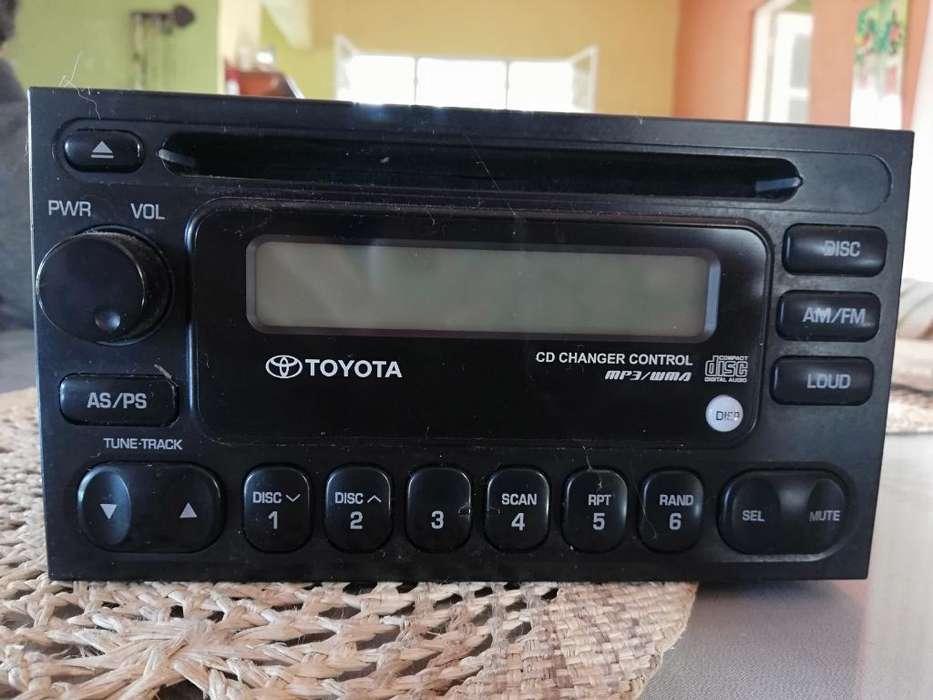 Radio para Carro Toyota Original