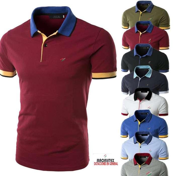 Camisetas polos Elegantes y Camisas para Dama y Caballero. Dotaciones en General.