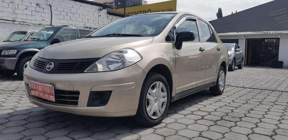 Nissan Tiida 2012 - 103000 km