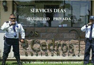 SERVICE DEAS cooperativa de seguridad