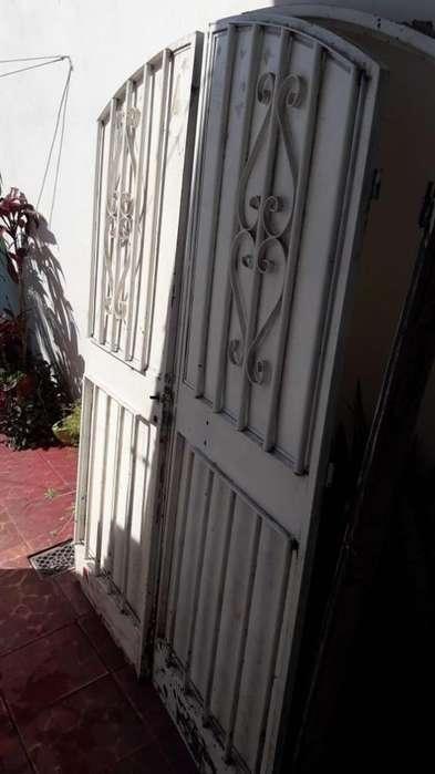 Puerta de Chapa