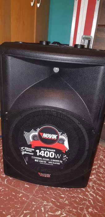 Bafle Amplificado 15