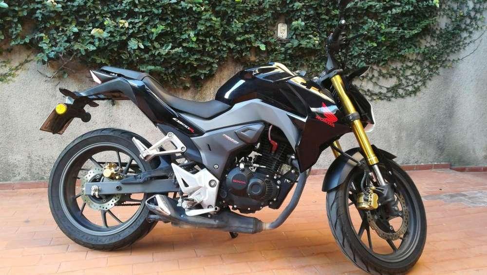 <strong>honda</strong> CB 190 R COLOR NEGRO USADA