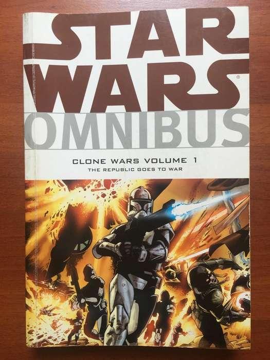 Comic Star Wars Omnibus Vol. 1