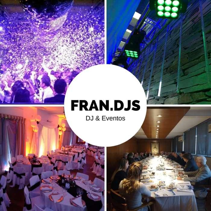 Organización de Eventos en Córdoba Capital FRAN DJS