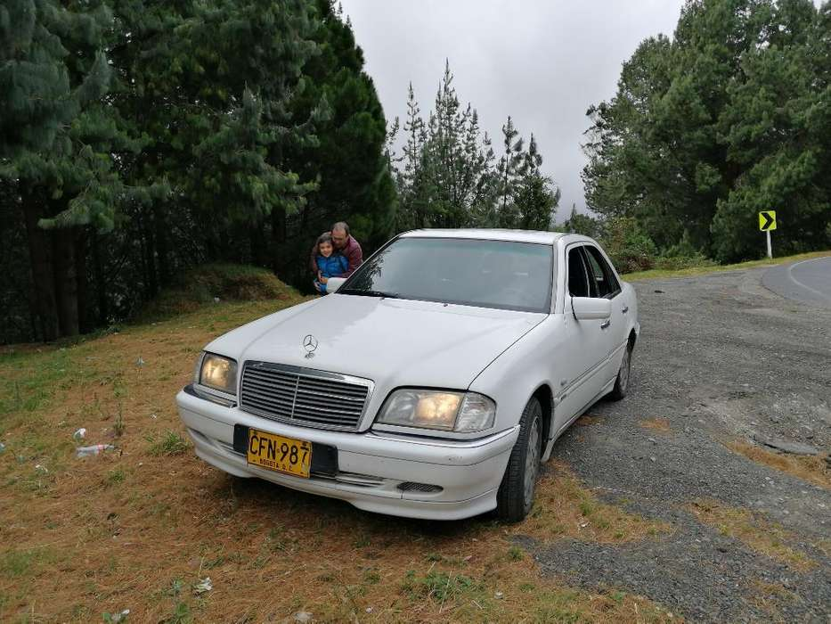 <strong>mercedes-benz</strong> Clase C 1998 - 0 km